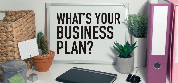 Eigen onderneming starten bedrijfsplan